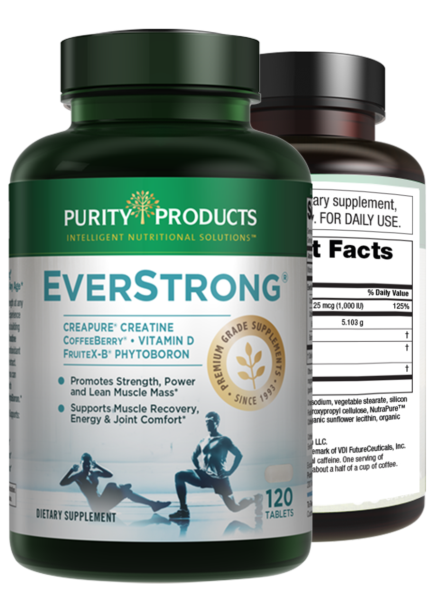 everstrong bottle purity products